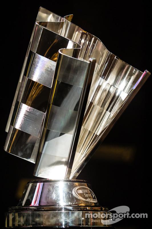 Conferencia de prensa de los contendientes por el campeonato: la Sprint Cup