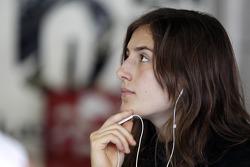 Tatiana Calderon, JZR/ Mücke Motorsport Dallara F312 Mercedes-HWA