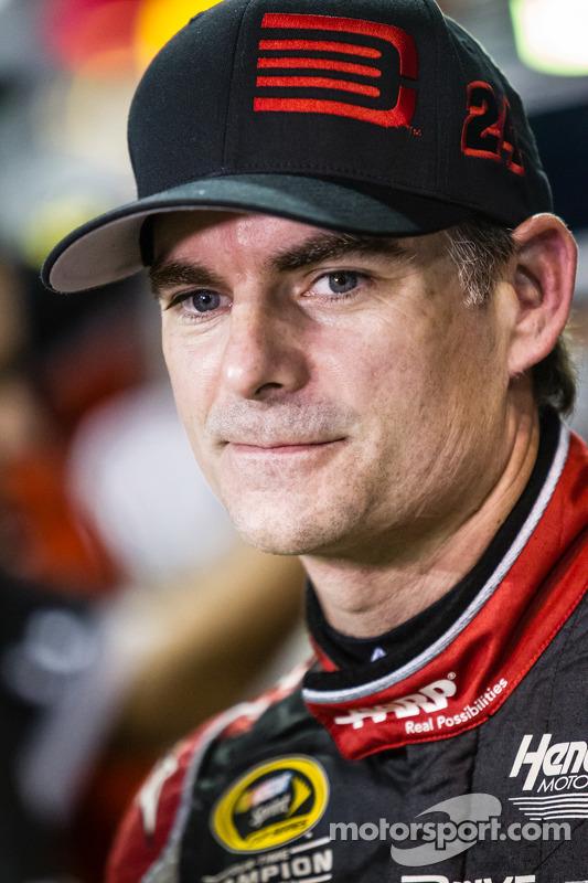 Pole de Jeff Gordon, Hendrick Motorsports Chevrolet