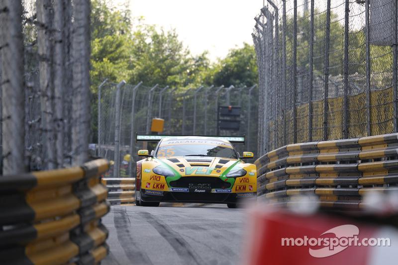 #55 Craft-Bamboo AMR Aston Martin Vantage GT3: Darryl O'Young