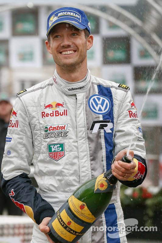 Vincitore Sébastien Ogier, Volkswagen Motorsport