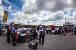 Машина Денні Хемліна, Joe Gibbs Racing Toyota