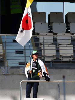 Un fan di Kamui Kobayashi, Caterham
