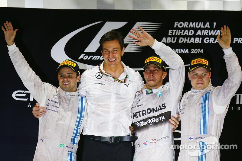 2014: Hamilton ganador y bicampeón