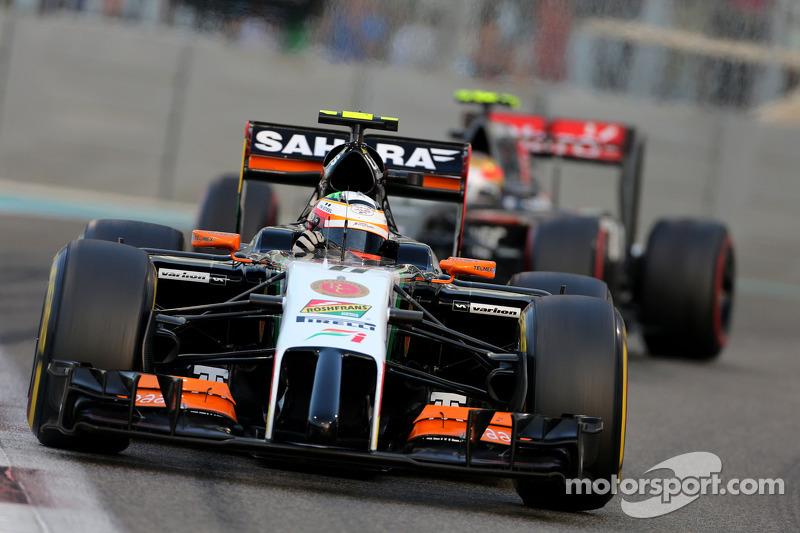 2014: Force India VJM07