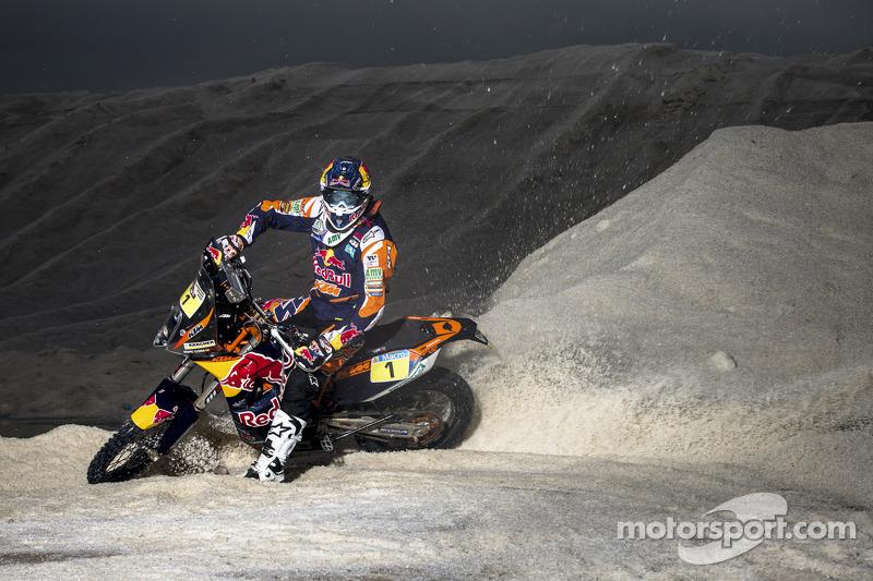 #1 KTM: 马克·科马
