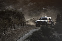 #301 Qatar Rally Team Mini: Nasser Al-Attiyah, Matthieu Baumel