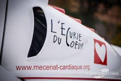 Romain Dumas Dakar announcement