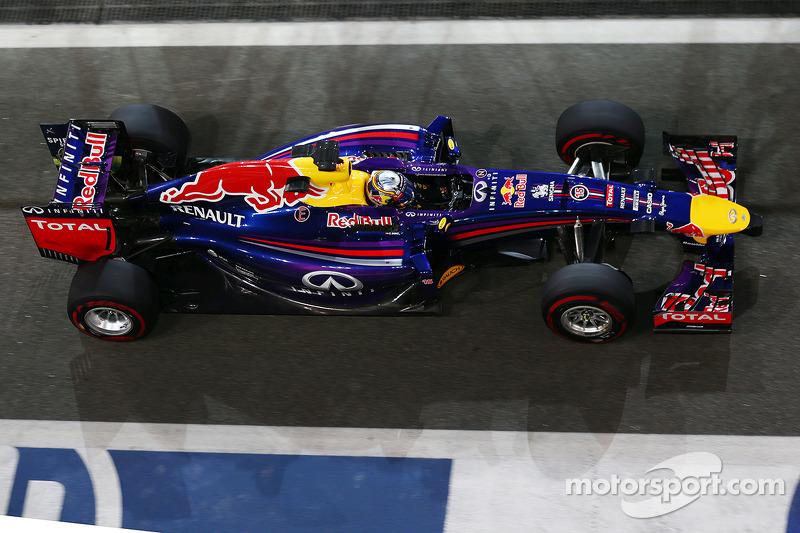 Даніель Ріккардо, Red Bull Racing RB10