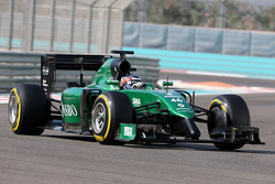 Вілл Стівенс, Caterham F1 Team