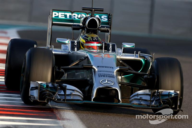 Паскаль Верляйн, Mercedes AMG F1 05