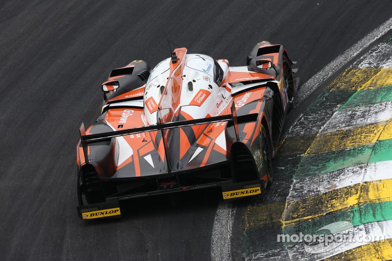 #26 G-Drive Racing Ligier JS P2 - 日产: 罗曼·鲁斯诺夫, 奥利弗·普拉, 朱利安·卡纳尔