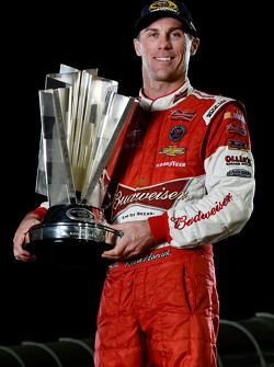 2014 champion Kevin Harvick, Stewart-Haas Racing Chevrolet