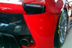 Ferrari FXX K detail