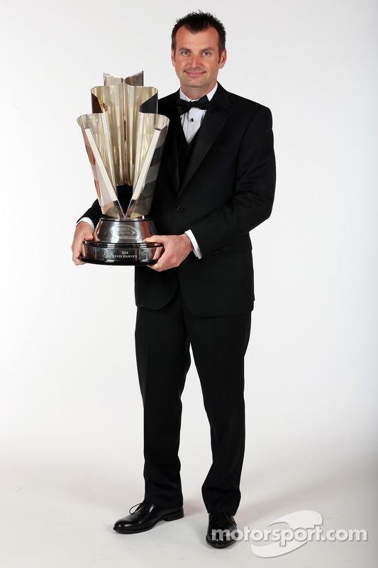 Rodney Childers, chefe de equipe do campeão da NASCAR Sprint Cup Kevin Harvick