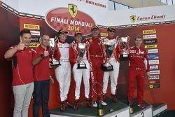 Finali Mondiali Coppa Shell podio: vincitore Massimiliano Bianchi