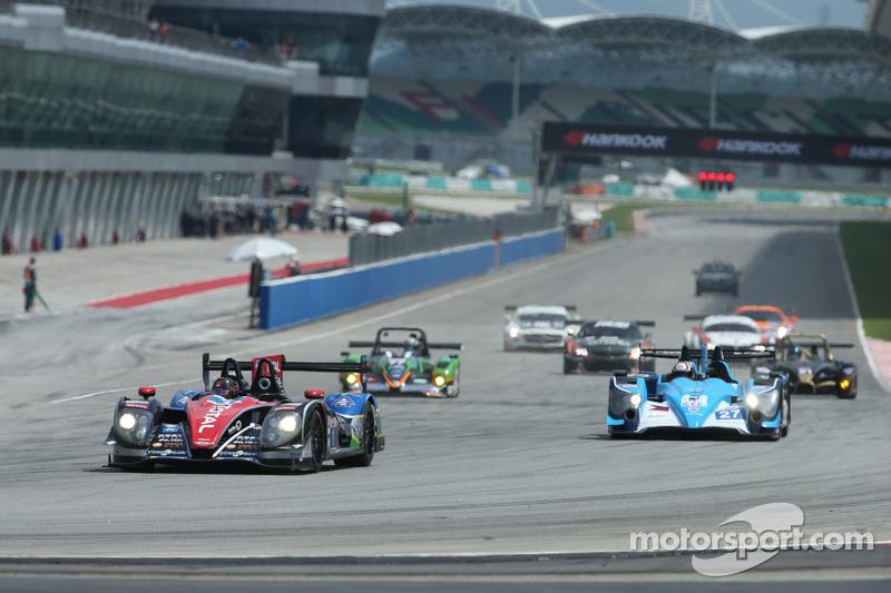 Via: #1 Oak Racing Morgan Judd: David Cheng, Ho-Pin Tung, Yuan Bo al comando
