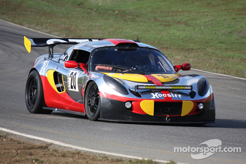 #20 V/M Racing Lotus Exige: Greg Vannucci, Stephen Myers