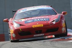 #97 Rossocorsa Ferrari 458: Tommaso Rocca