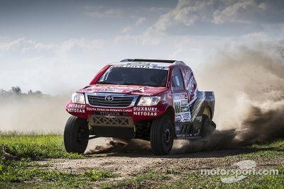 Présentation du Toyota Imperial Team Afrique du Sud