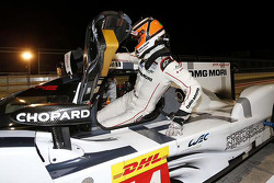 Нико Хюлькенберг. Декабрьские тесты Porsche, тесты.