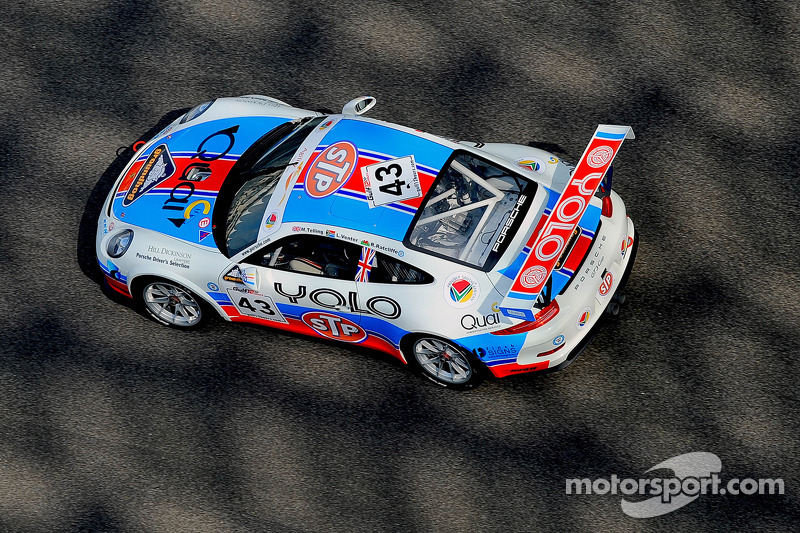 #43 STP Racing with Sopp Porsche 991 GT3 Cup: Matthew Telling, Liam Venter, Ryan Ratcliffe, Daniel Welch