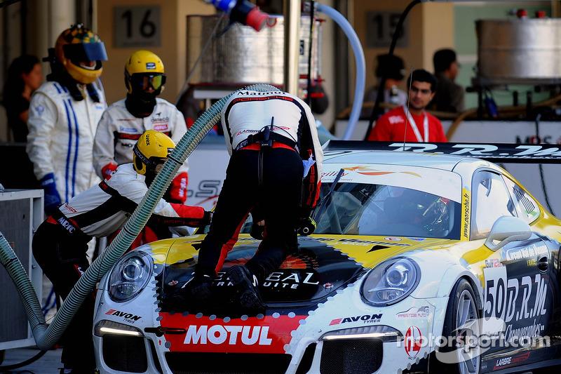 #50 Larbre Competition Porsche 991 GT3 Cup: Franck Labescat, Manuel Rodrigues, Christian Filippon, Denis Gibaud