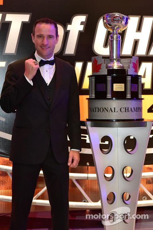 NASCAR Canadian Tire champion Series: Louis-Philippe Dumoulin