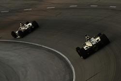 Грэм Рейхол, Rahal Letterman Lanigan Racing Honda, и Эд Карпентер, Ed Carpenter Racing Chevrolet