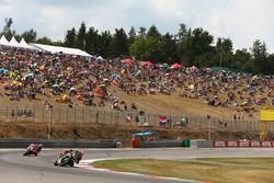 Tom Sykes, Kawasaki Racing, Marco Melandri, Aruba.it Racing-Ducati SBK Team