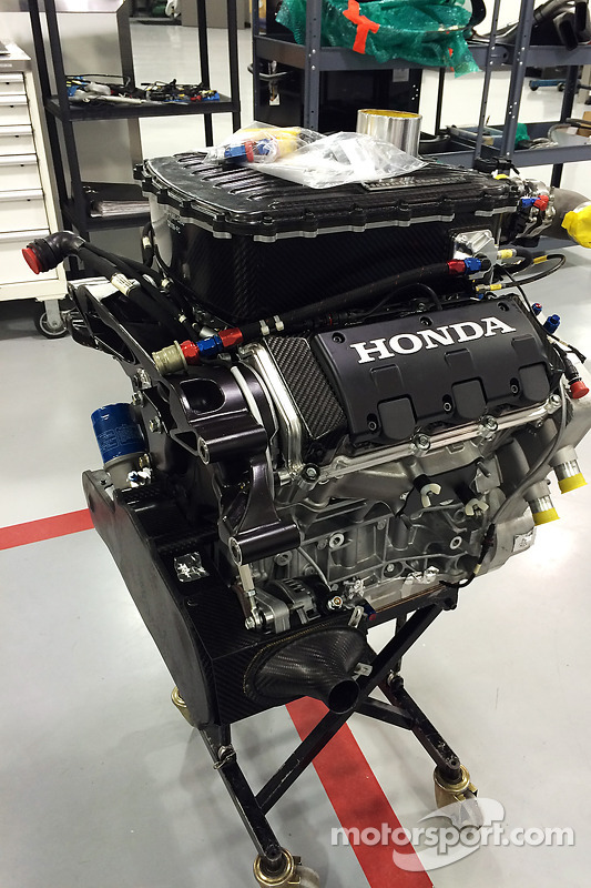 Ligier JS P2 Honda nos Michael Shank Racing workshops