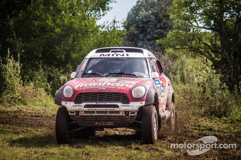 #334 Mini: Stephan Schott, Holm Schmidt