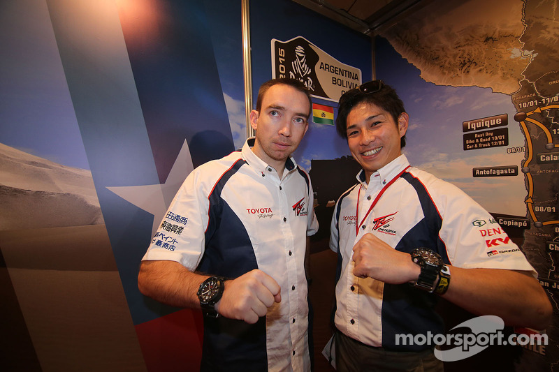 Nicolas Gibon та Akira Miura