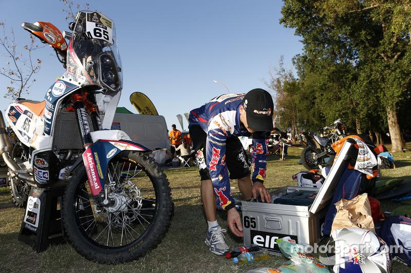 #65 KTM: Jurgen van den Goorbergh