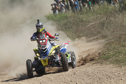 #256 Yamaha: Augusto Sanabria