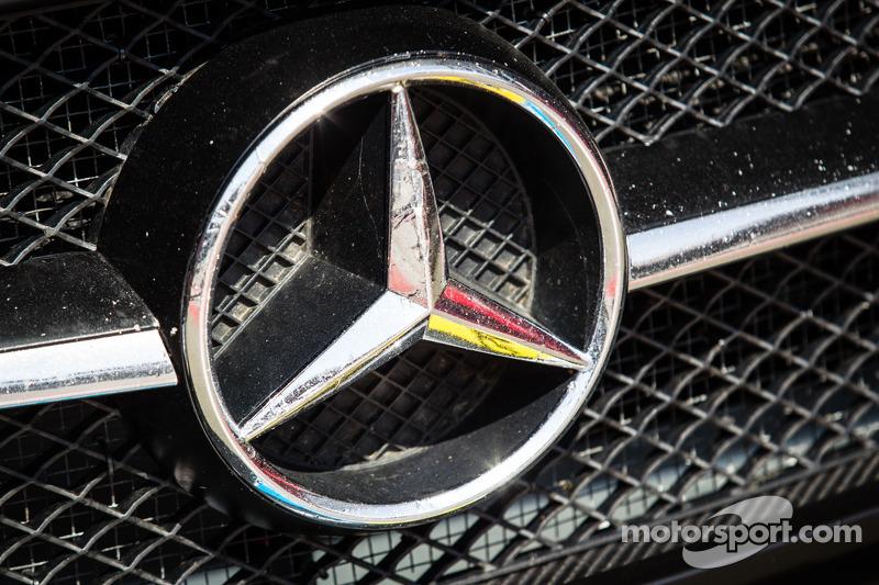 Mercedes SLS AMG GT3 detayı