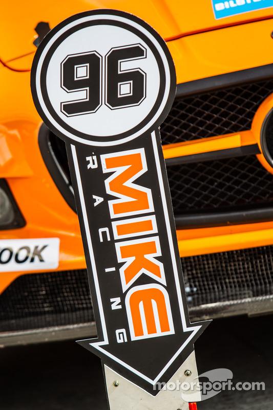 Mike Racing Піт боард