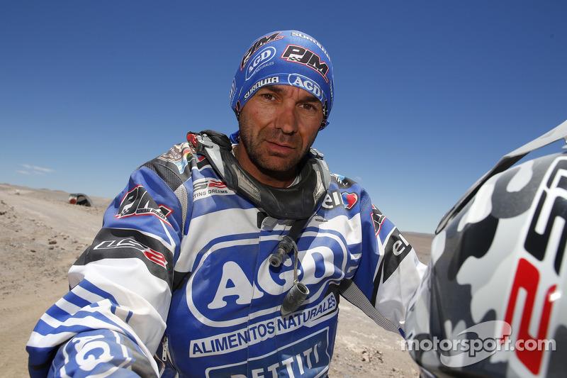 #102 Yamaha: Sebastian Urquia