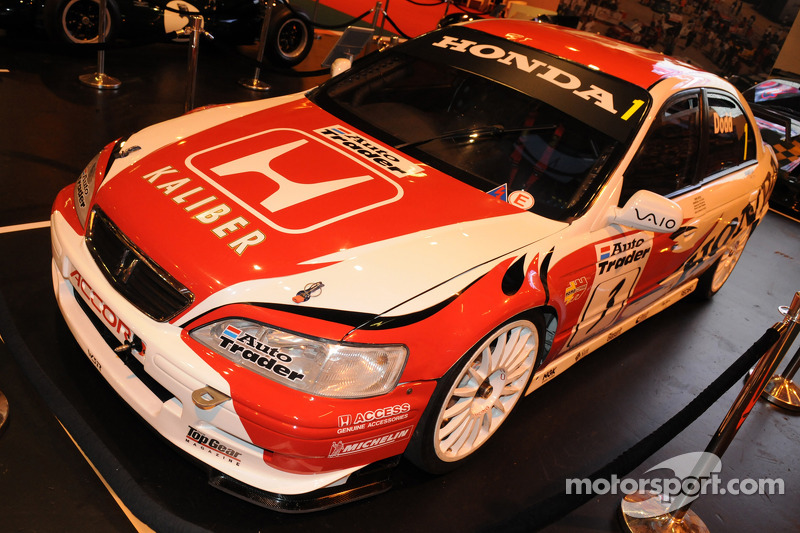 BTCC Honda Accord ST, 1999, von James Thompson