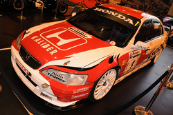Ex James Thompson 1999 BTCC Honda Accord ST