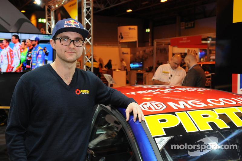 Andrew Jordan, Pirtek MG