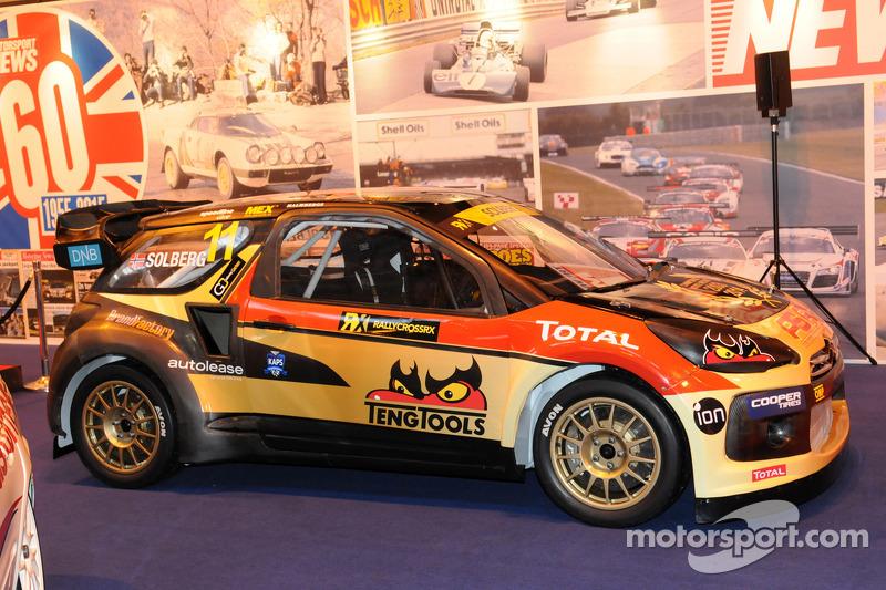 Petter Solberg, Rallycross, Citroën