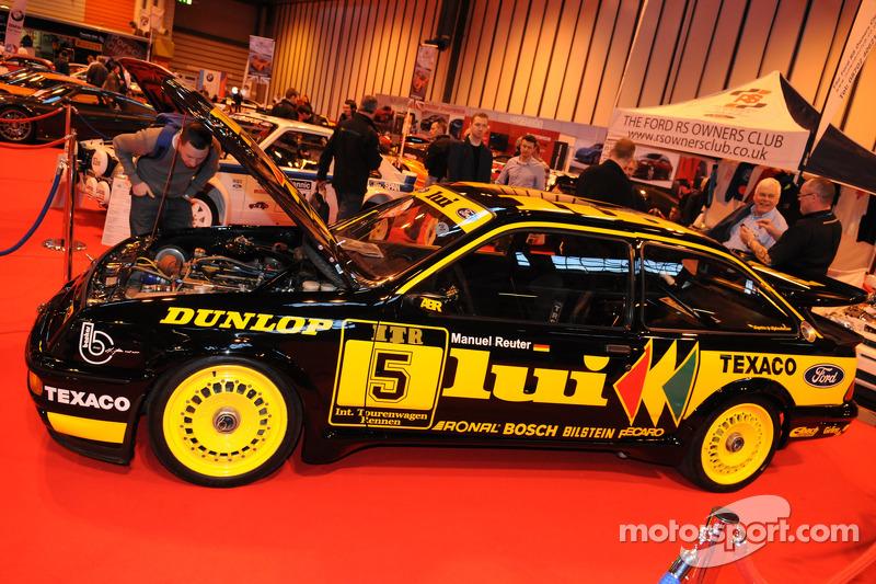 Ex Manuel Reuter Ford Sierra Cosworth