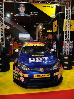 Международная автоспортивная выставка, Бирмингем, пятница.