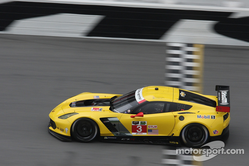 #3 Corvette Racing, Chevrolet Corvette C7.R: Jan Magnussen, Antonio Garcia, Ryan Briscoe