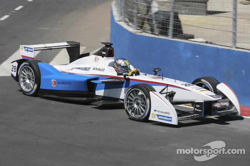 Marco Andretti, Andretti Autosport Formula E Team