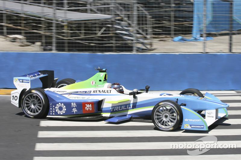 Jarno Trulli, Trulli Formula E Team