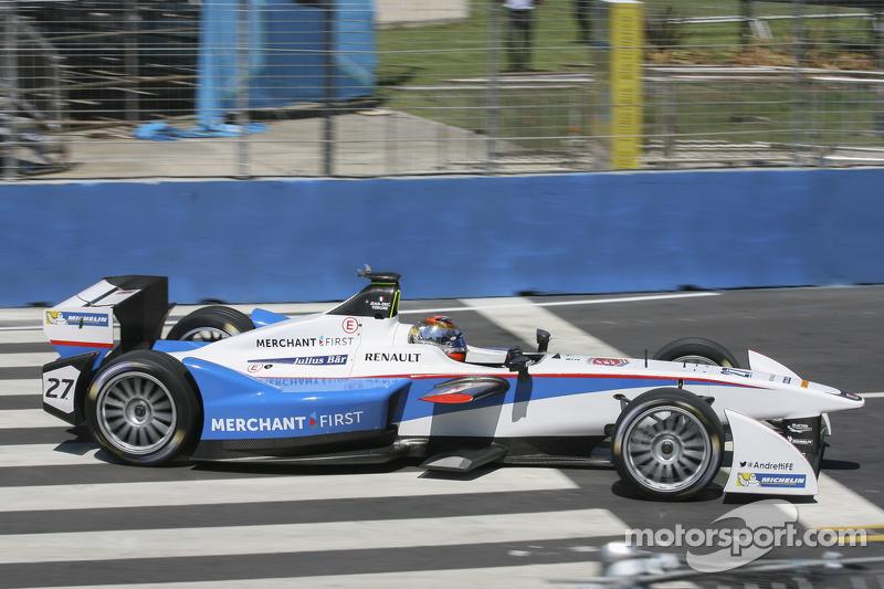 جون-ايريك فيرن، فريق أندريتي أوتوسبورت فورمولا اي