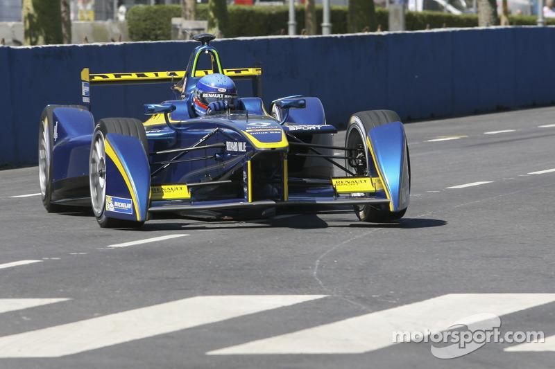 Nicolas Prost, e.dams-Renault Formula E Team