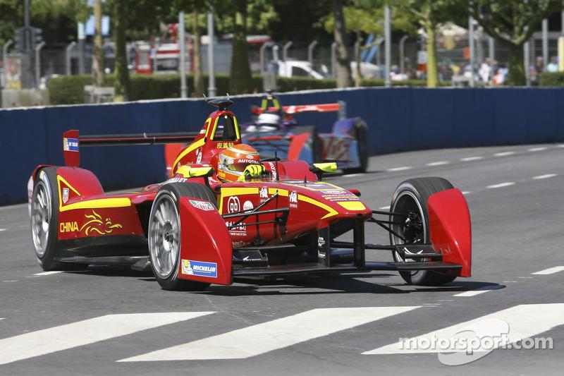 Nelson Piquet jr., China Racing Formula E Team